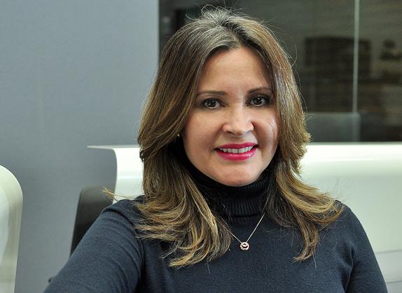 Euridice González cuenta sobre su camino en el sector minero.