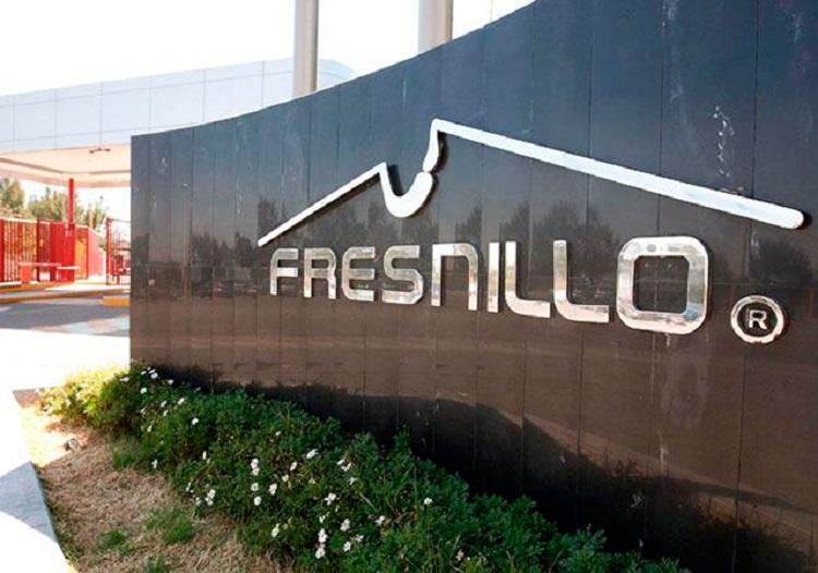 Fresnillo recorta meta de producción de oro