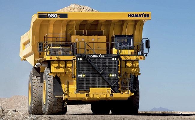 Hidrógeno moverá camiones de Anglo American