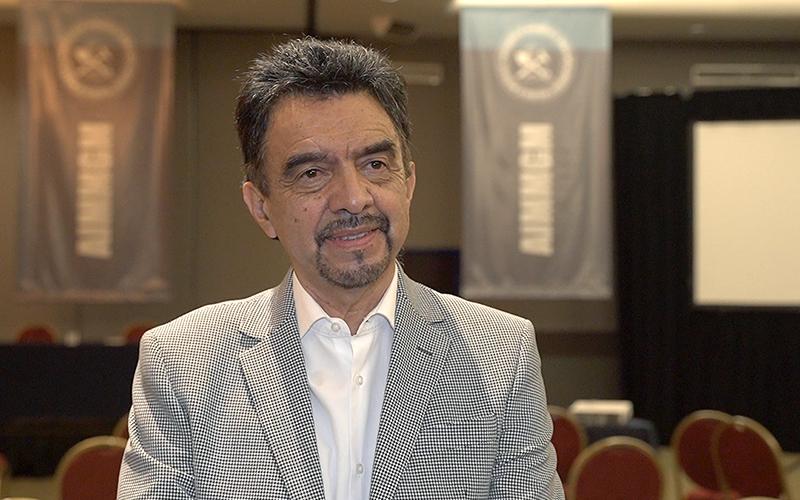 Sergio Almazán, nuevo Presidente de AIMMGM