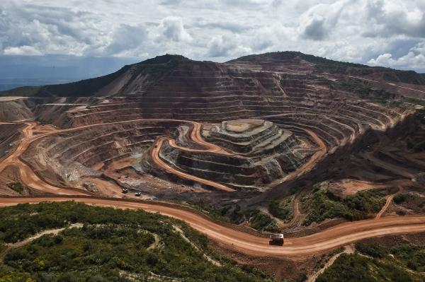 Equinox comienza reactivación gradual de mina Los Filos