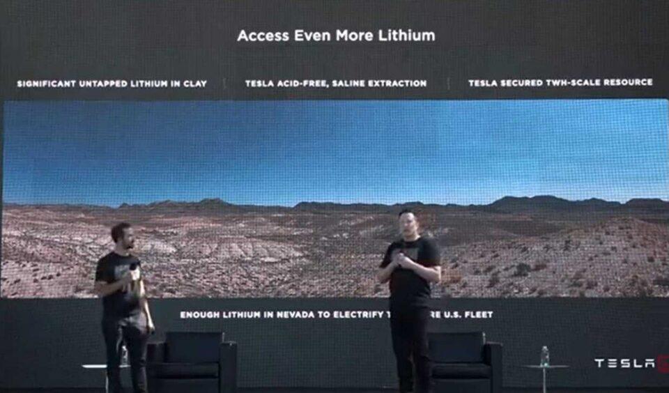 Tesla entra a la minería y extraerá su propio litio en Nevada
