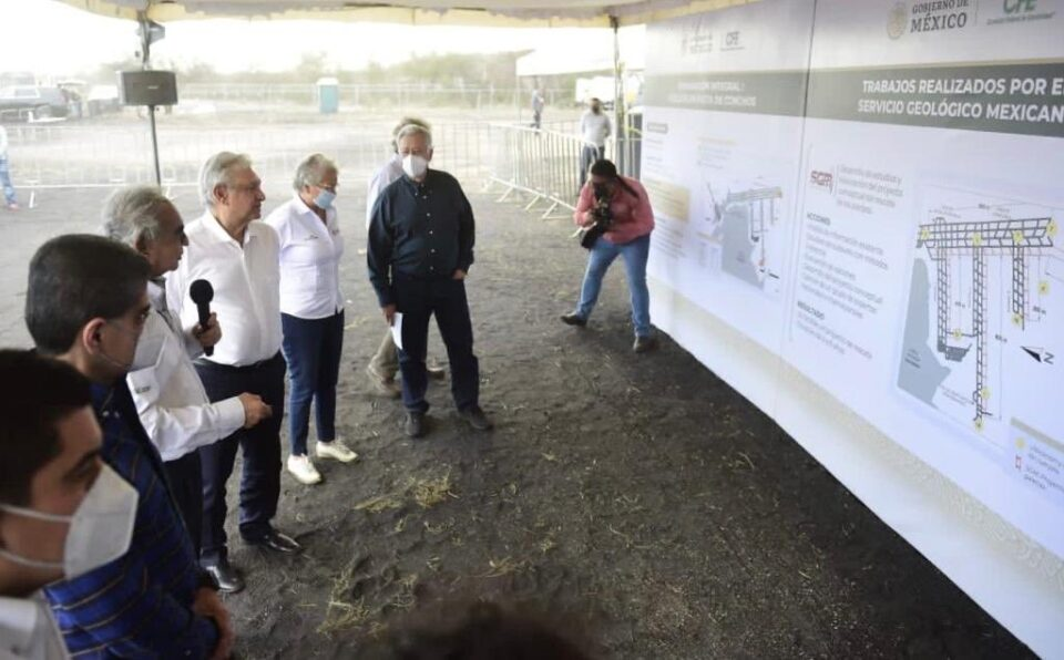 En septiembre de 2021 iniciarán excavación para rescatar cuerpos en mina Pasta de Conchos