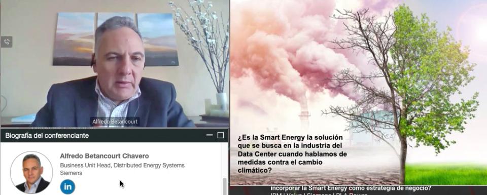 Smart Energy permite que los data centers sean sustentables y tengan un consumo energético eficiente