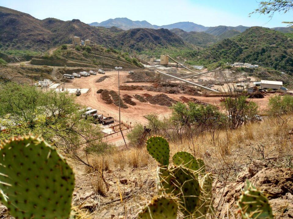 Premier Gold eleva producción en mina Mercedes en Sonora