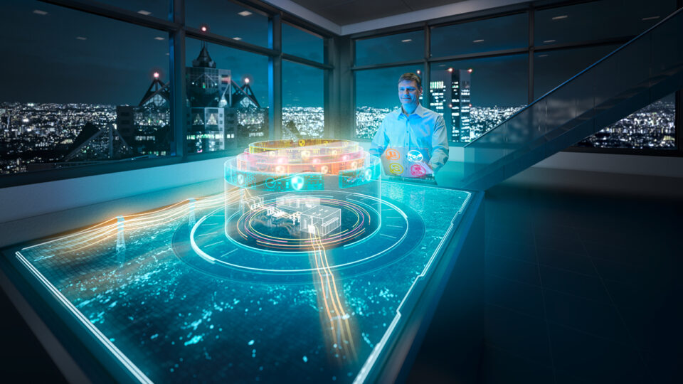 sistema contra ataques cibernéticos de Siemens