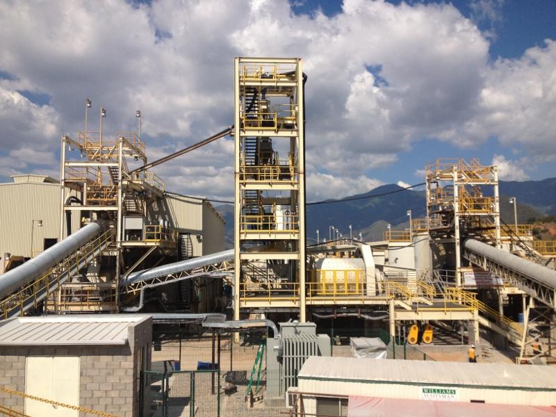 Unidad en Oaxaca de Gold Resource entrega sólida producción de oro y plata