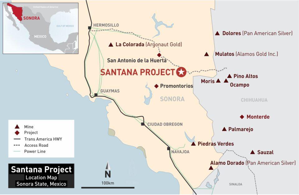 Alamos avanza en proyecto comercial Santana