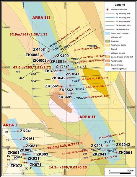Silvercorp Metals adquiere el proyecto de plata La Yesca en Nayarit