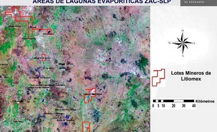Advance Gold adquiere prospectos de litio en Zacatecas y San Luis Potosí