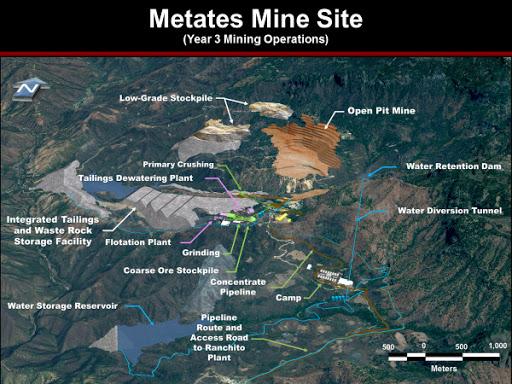 Chesapeake Gold completa perforación en mega proyecto de oro y plata en Durango