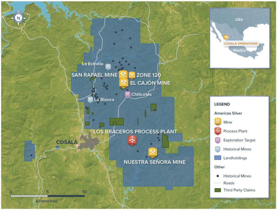 Americas Gold and Silver responde a AMLO sobre conflicto en mina de Sinaloa