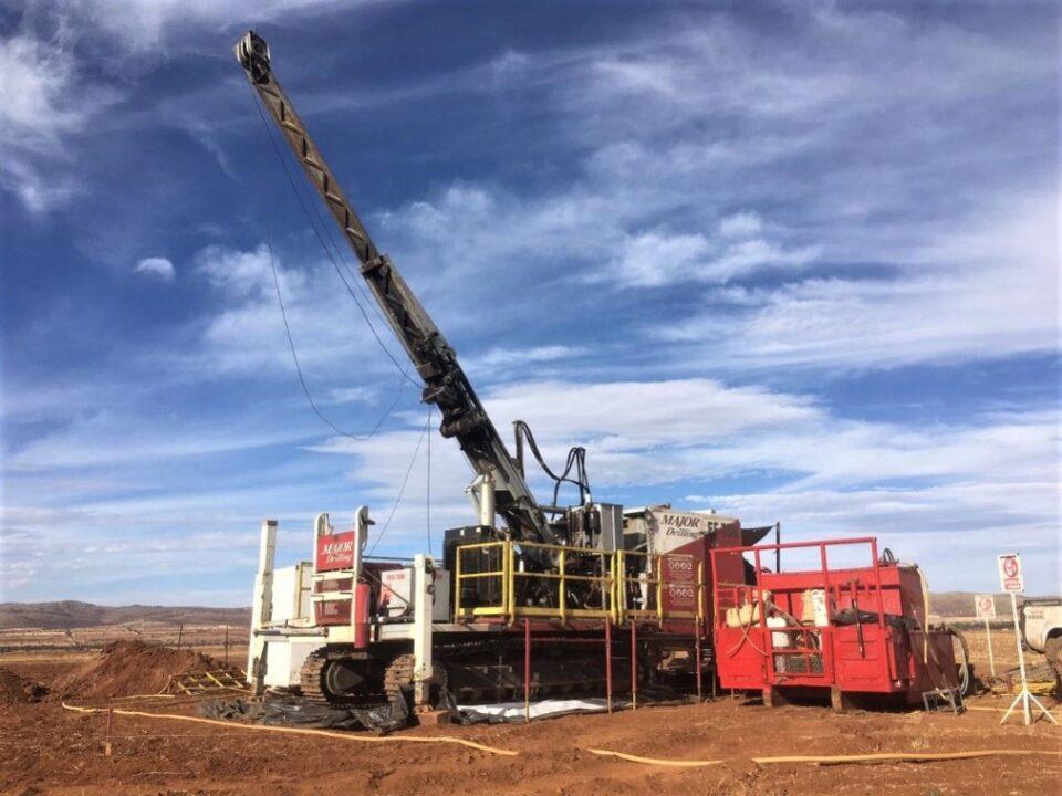 Hecla Mining estrena dos perforadoras en mina San Sebastián en Durango
