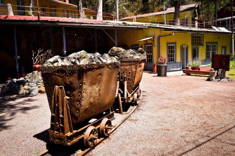 Minas de México