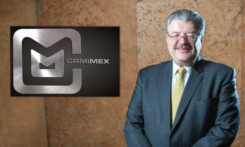 Fernando Alanís resalta el 'rostro profesional' de la minería en México