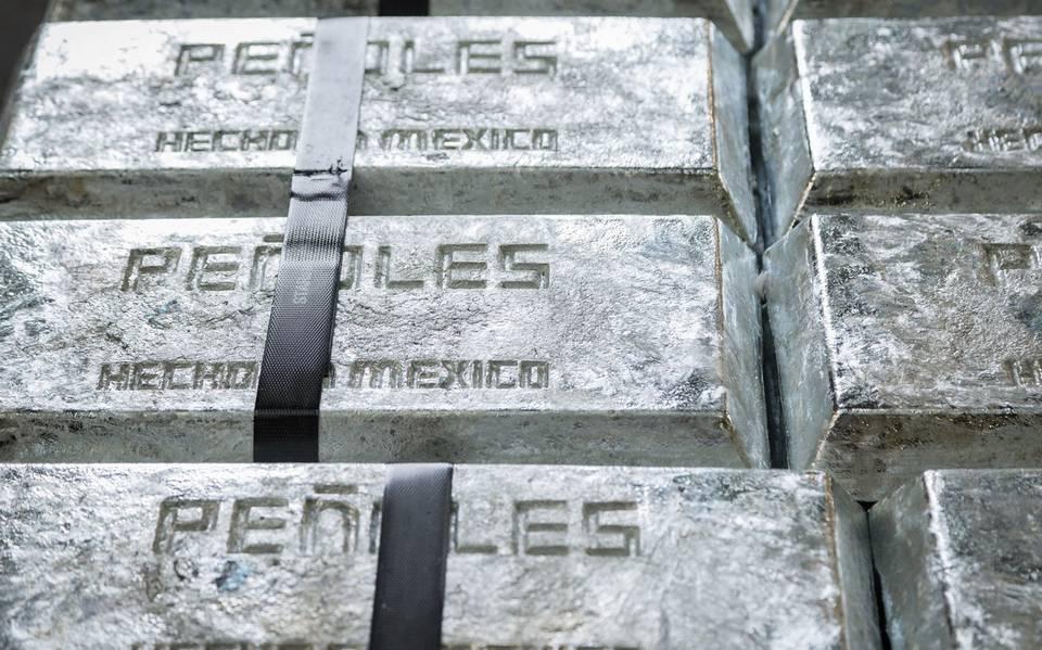 Precio de plata dispara utilidad de Peñoles