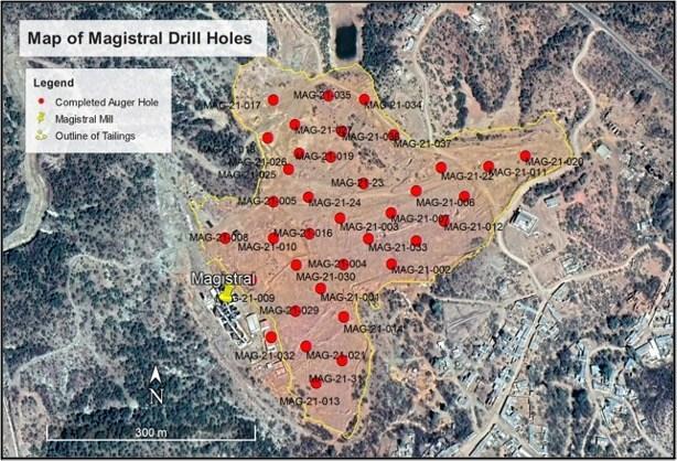 Tarachi Gold completa programa de perforación en Durango