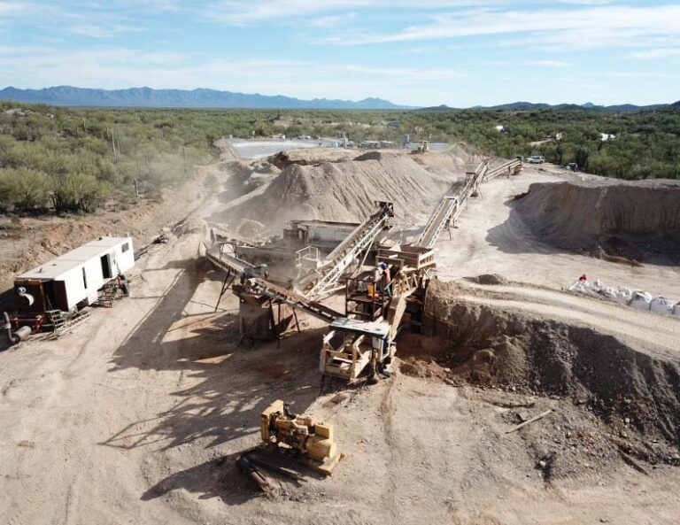 Mexus Gold inicia nueva explotación de mina Santa Elena