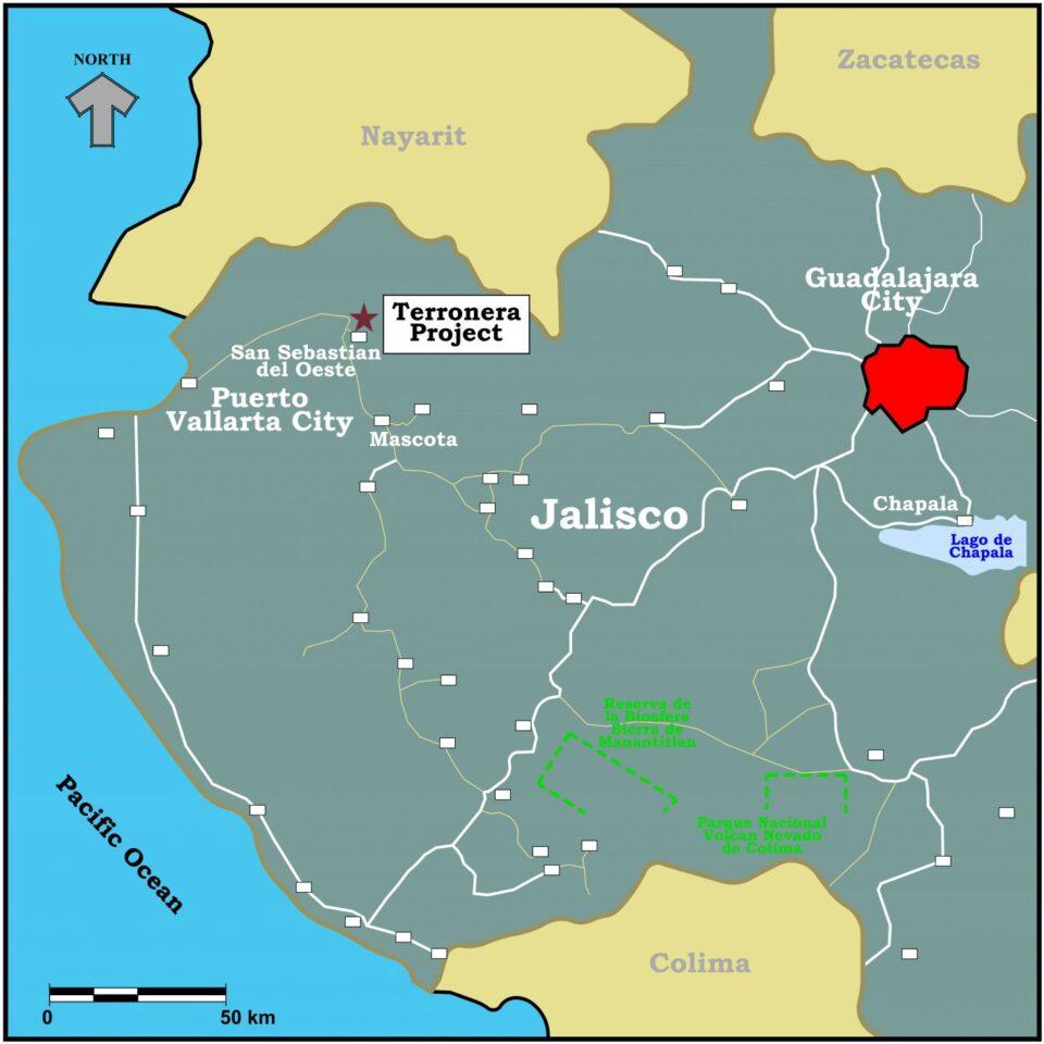Terronera supera expectativa de Endeavour Silver en Jalisco