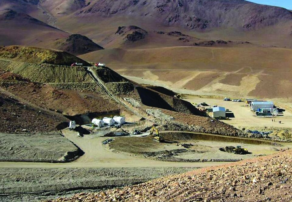 Rodeo, de Golden Minerals, aumenta 38% producción de oro