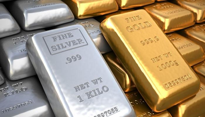 Oro y plata están acechados por las tasas