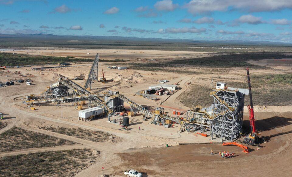 Orla Mining cierra crédito de 35 mdd para Camino Rojo