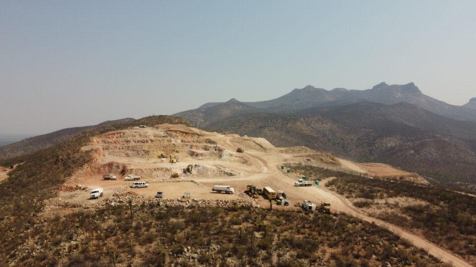Rodeo, de Golden Minerals, reporta producción de 3,452 onzas de oro
