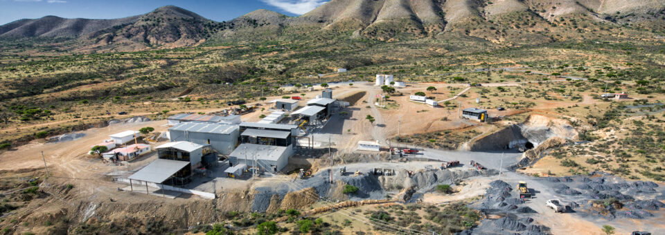 Zimapan, de Santana Silver, aumenta 13% producción de plata