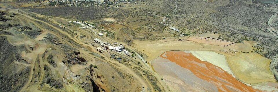 Avino Silver & Gold reinicia operaciones en Durango