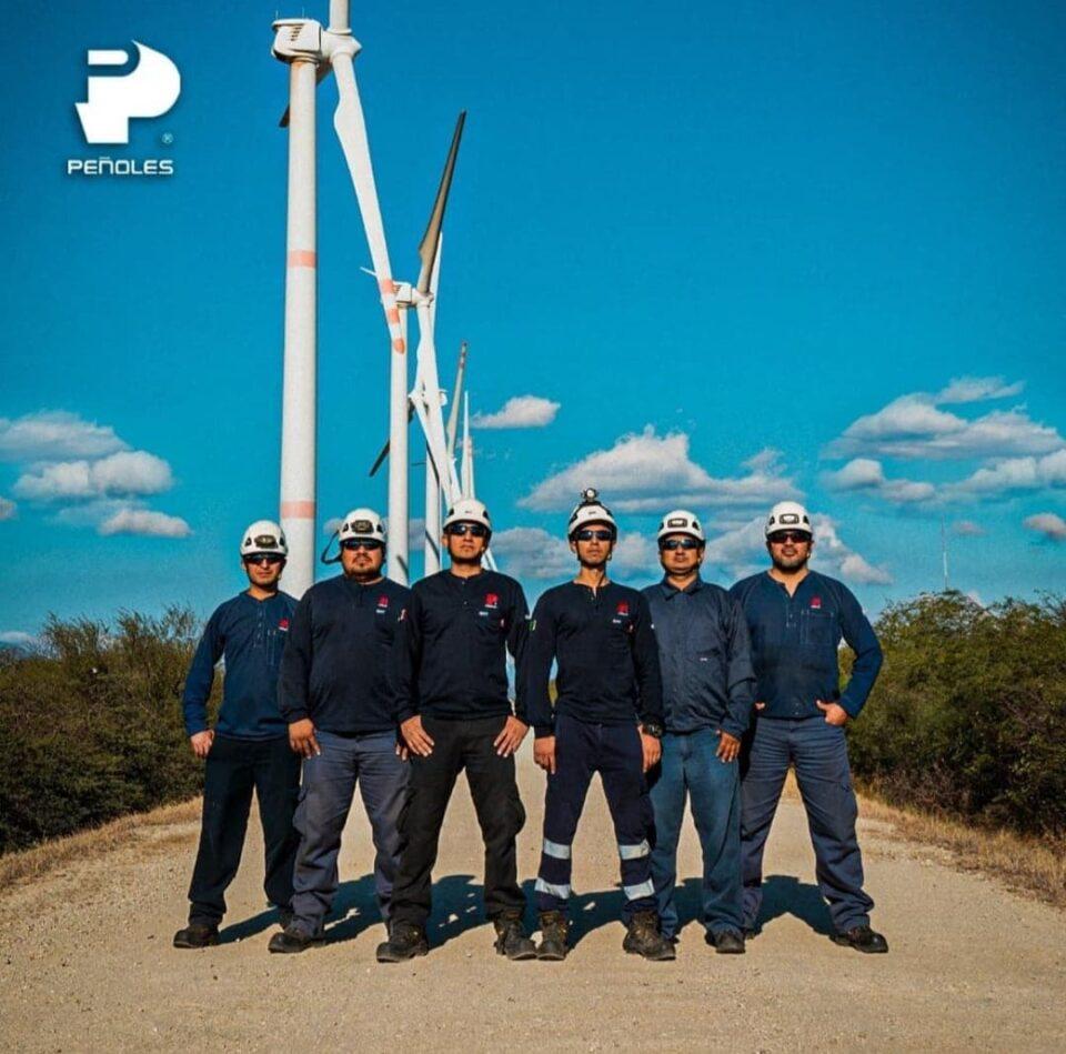 Peñoles va por energía 100% renovable en 2028