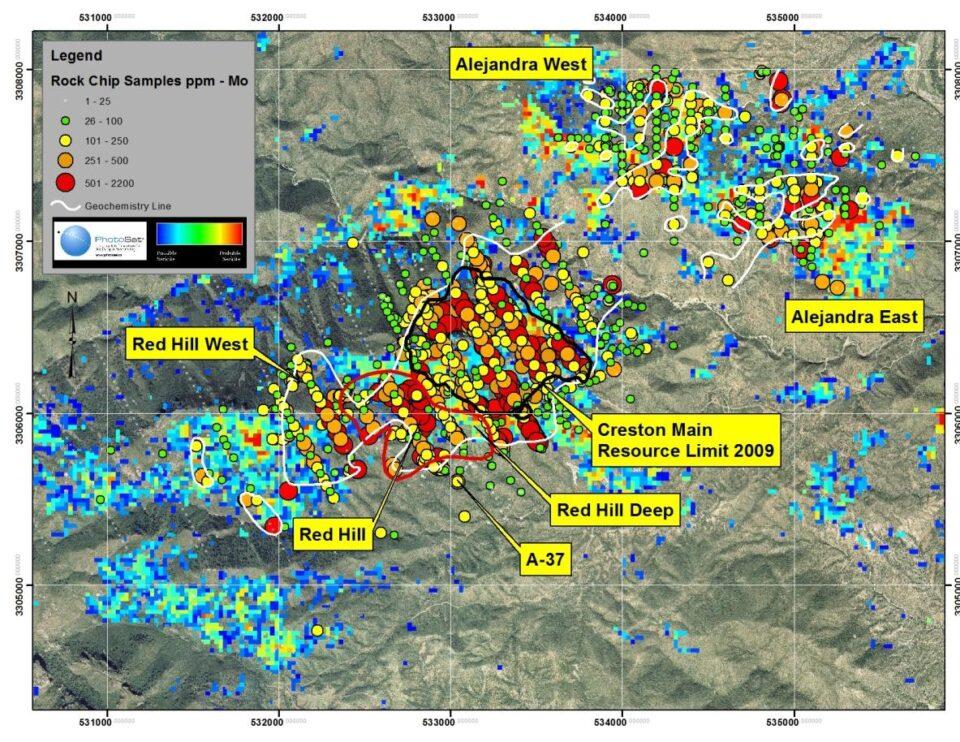 Starcore Mines anuncia adquisición en Sonora