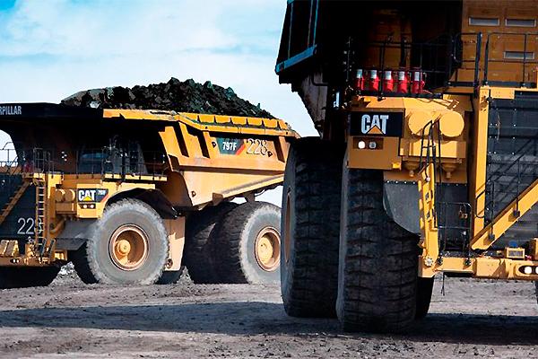 Caterpillar y BHP desarrollarán camiones cero emisiones