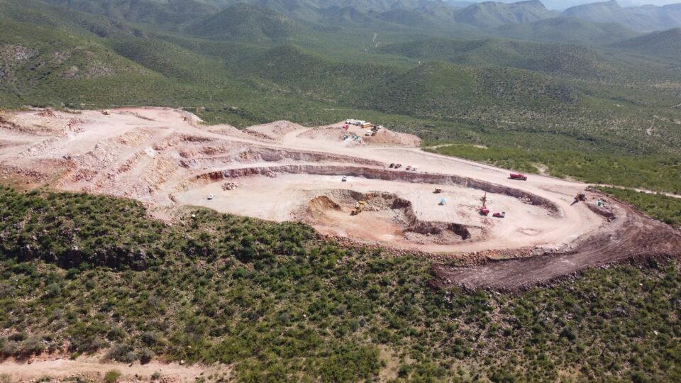 Golden Minerals detecta oro de alta ley en Rodeo