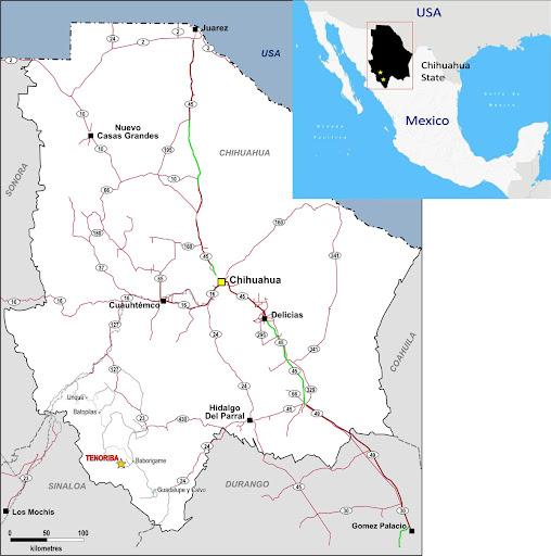 Mammoth Resources comienza perforación en Chihuahua