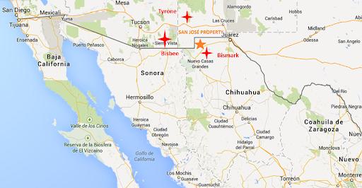 Monarca Minerals completa perforación inicial en San José