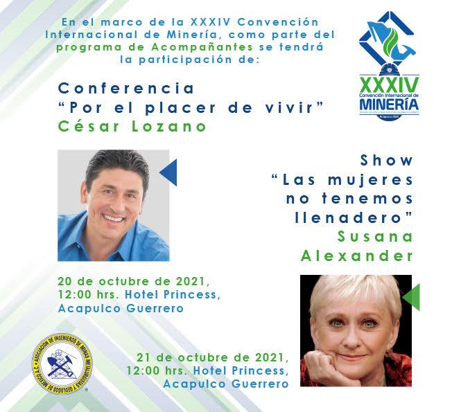 XXXIV Convención Internacional de Minería