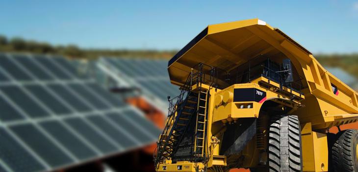 Minería mexicana aumenta uso de energías renovables