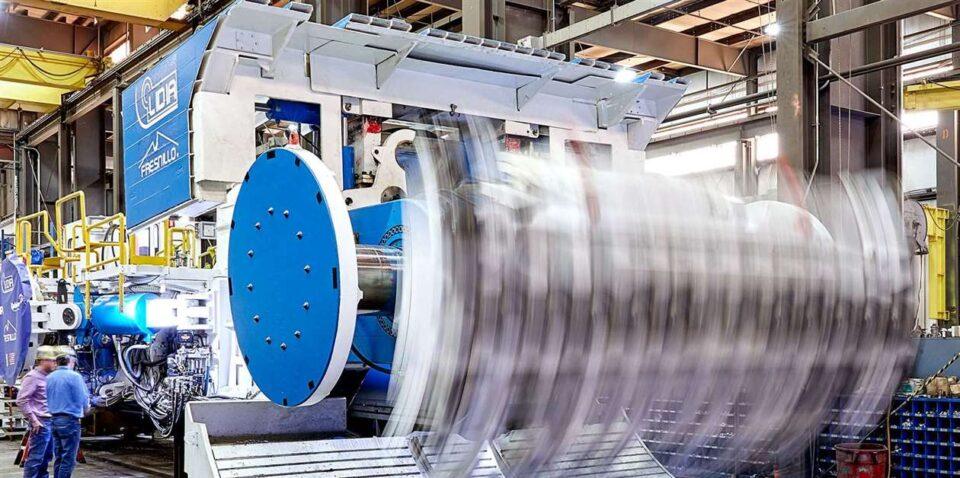 Tuneladora rectangular MDM acelera desarrollo de Fresnillo