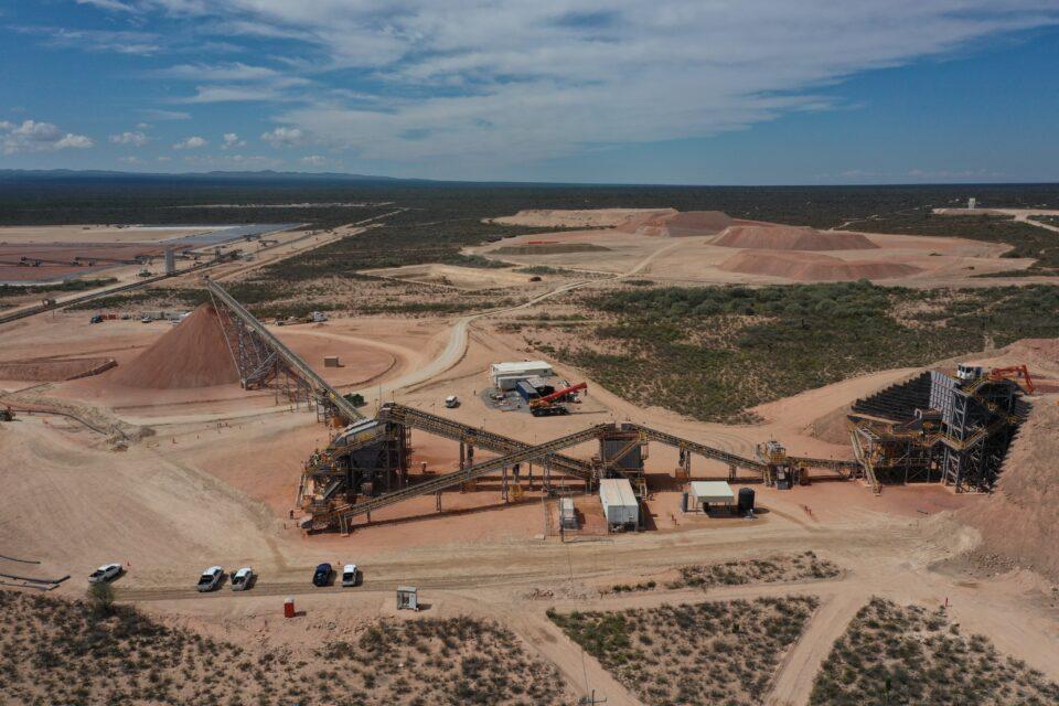 Orla Mining estima primer vertido de Camino Rojo en diciembre