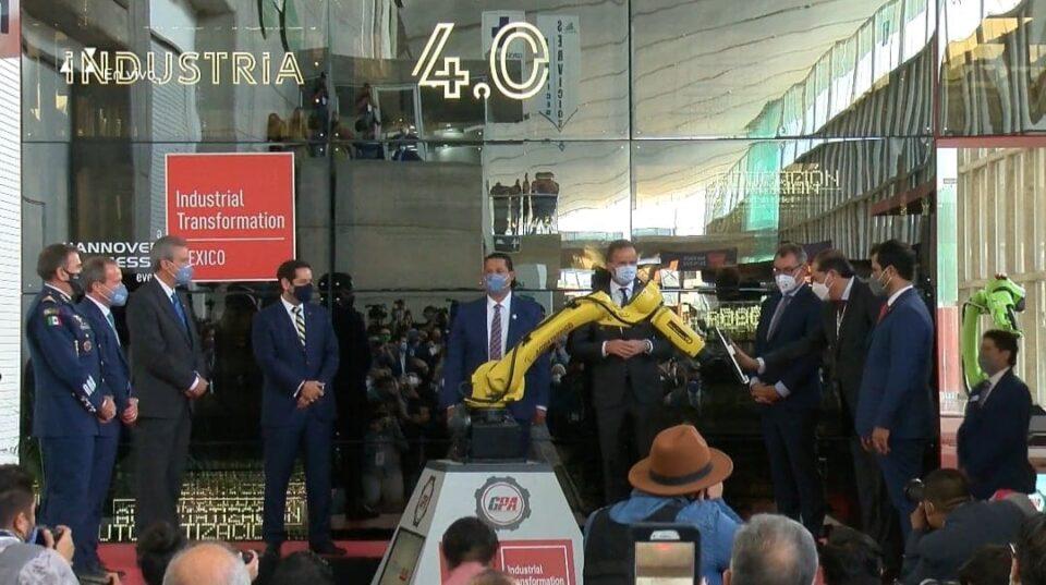 Inauguran Industrial Transformation Mexico 2021, epicentro de la mentefactura