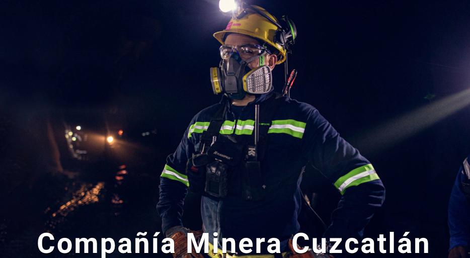 Minera Cuzcatlán, social y ambientalmente responsable