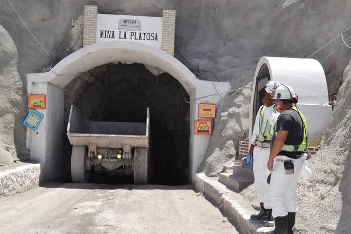 Excellon reporta sólida producción de plata en Platosa