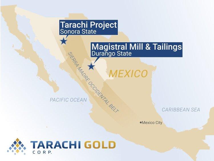 Tarachi descubre oro de ley promedio en Durango